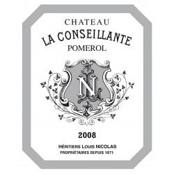 Ch. La Conseillante 2008