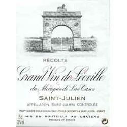 Gd Vin De Leoville Du Marquis De Las Cases 2009
