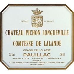 Ch. Pichon  Lalande 2008