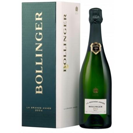 Bollinger La Grande Année 2004