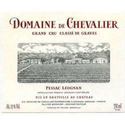 Domaine De Chevalier Rge 2014