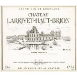 Ch. Larrivet Haut Brion Rge 2011