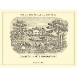 Ch. Lafite Rothschild 2012
