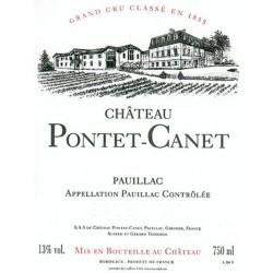 Ch. Pontet Canet 2010