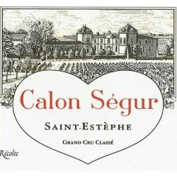 Ch. Calon Segur 2009